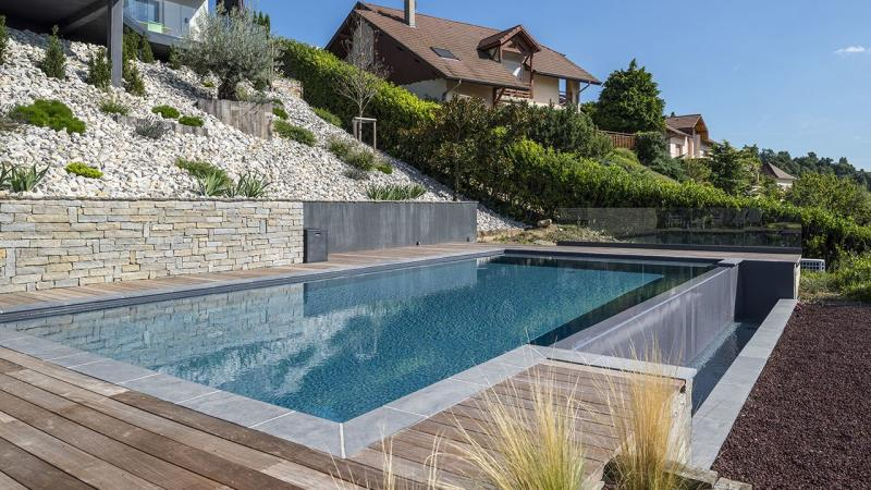 Excellente année 2019 construire debordement piscine