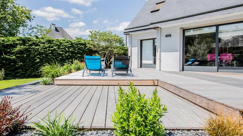 La piscine mystère piscine citadine sans permis Piscine avec terrasse mobile