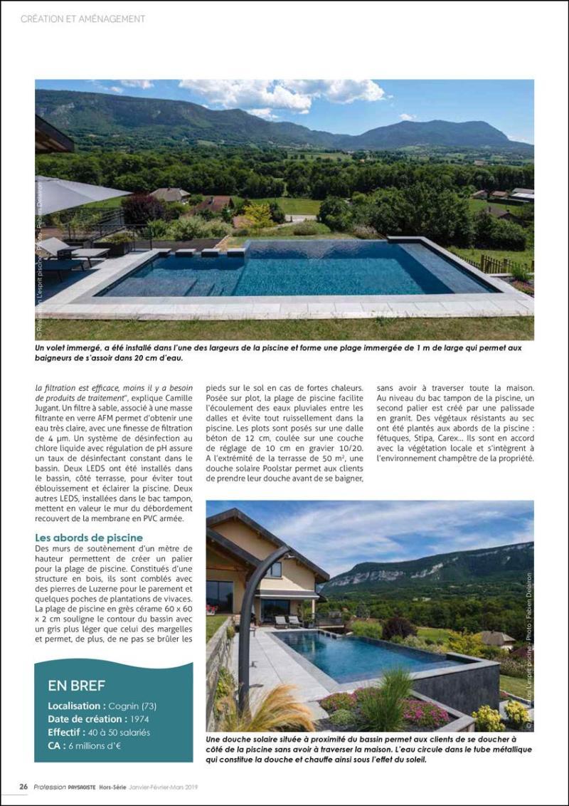 Gonthier piscines, un style contemporain Gonthier piscines style contemporain 4