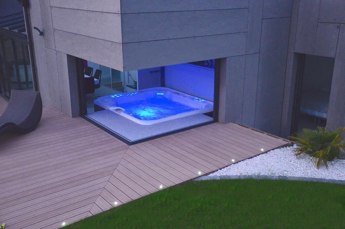 beau spa interieur