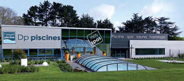 Spa à Quimper : un tout nouveau showroom
