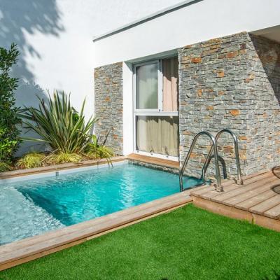 construction piscine Biarritz
