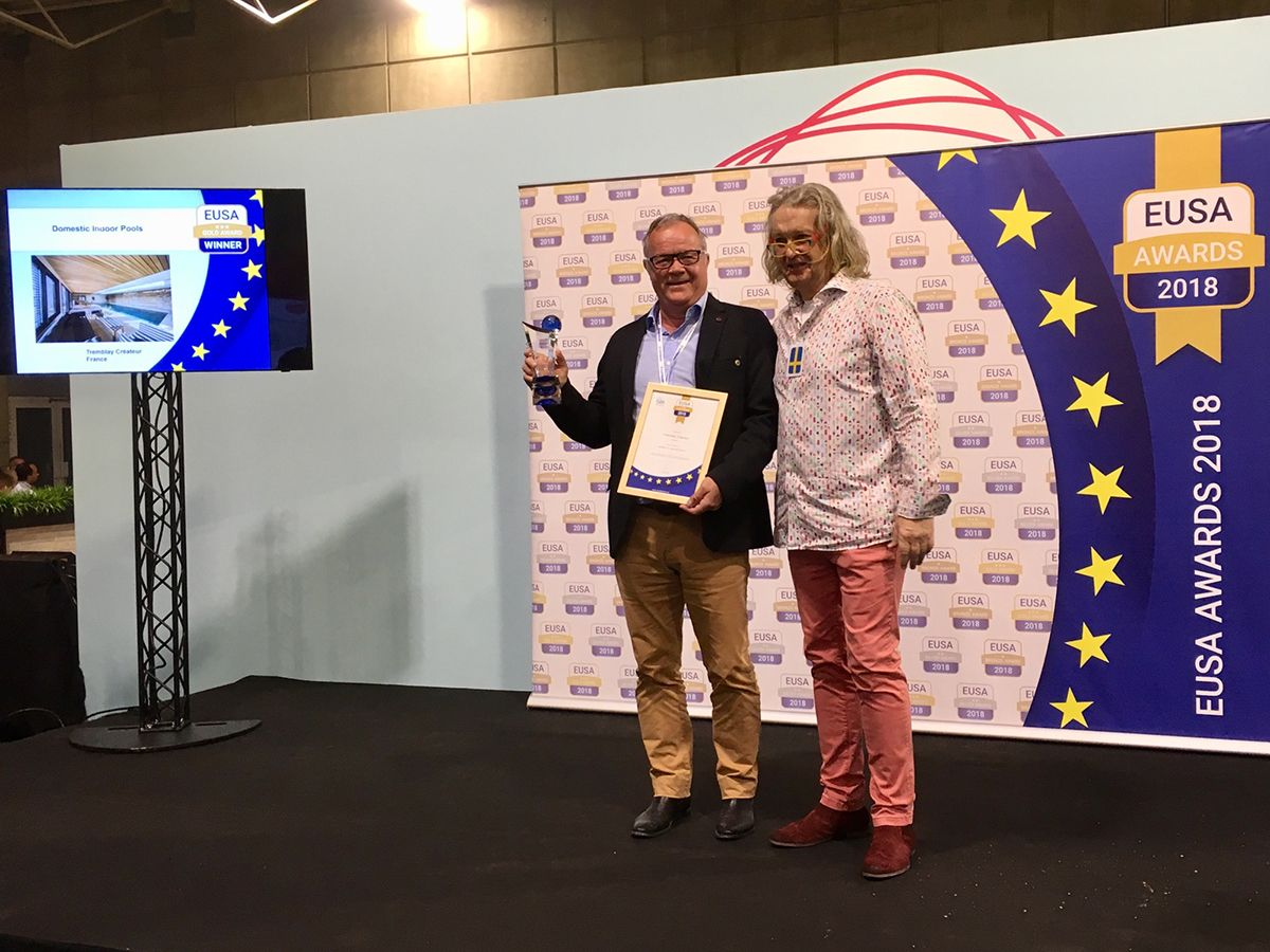 EUSA award 2018