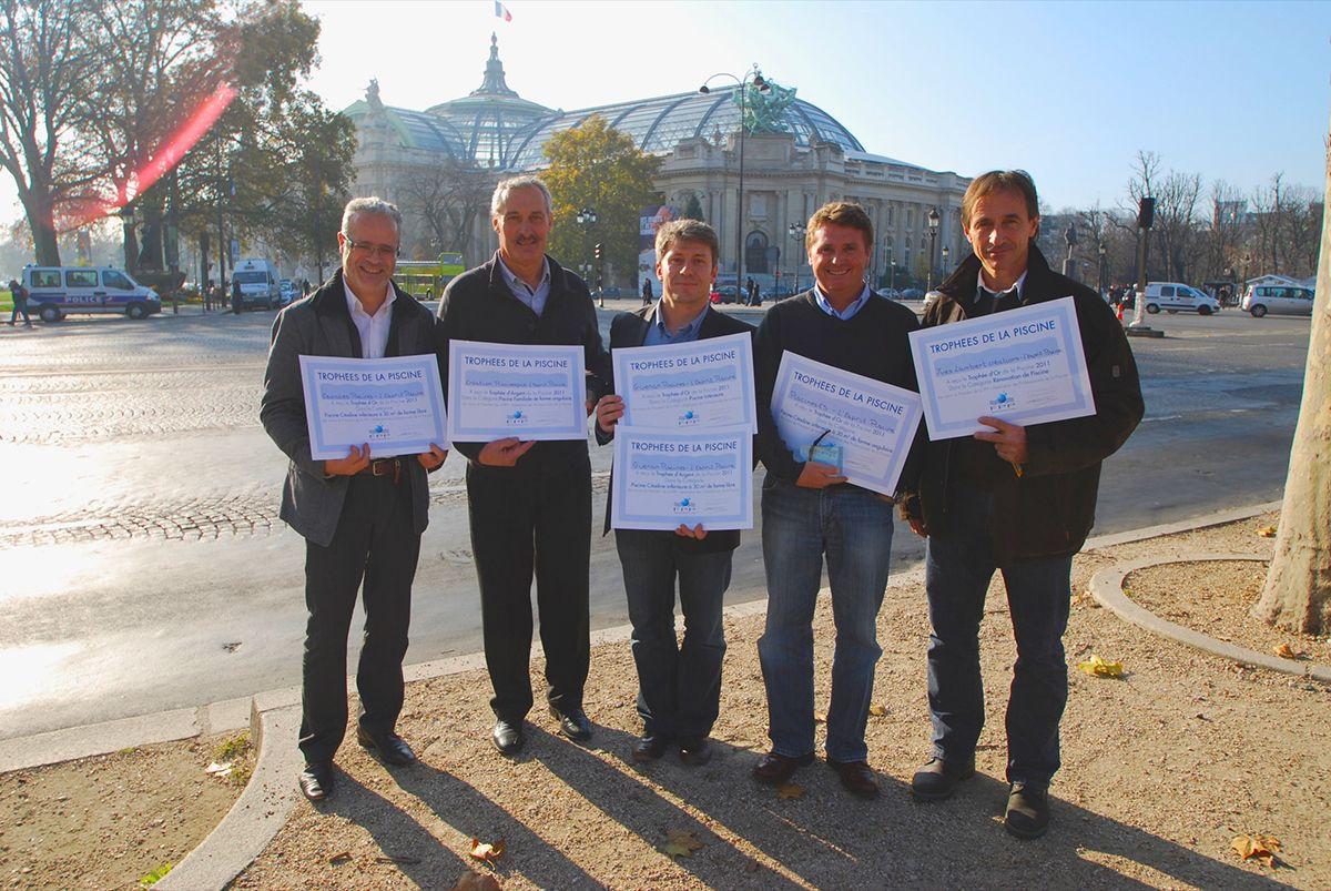 Trophée Piscine 2011
