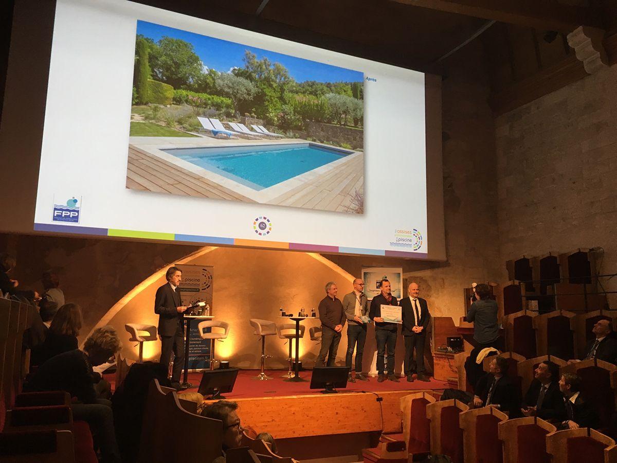 Trophées de la Piscine 2018
