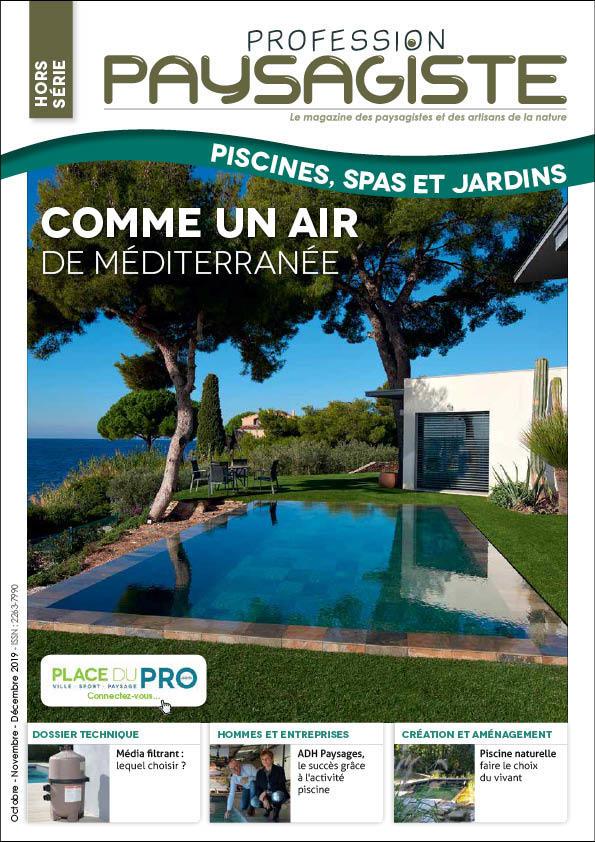 ADH Paysages : le succès grâce à l'activité piscine