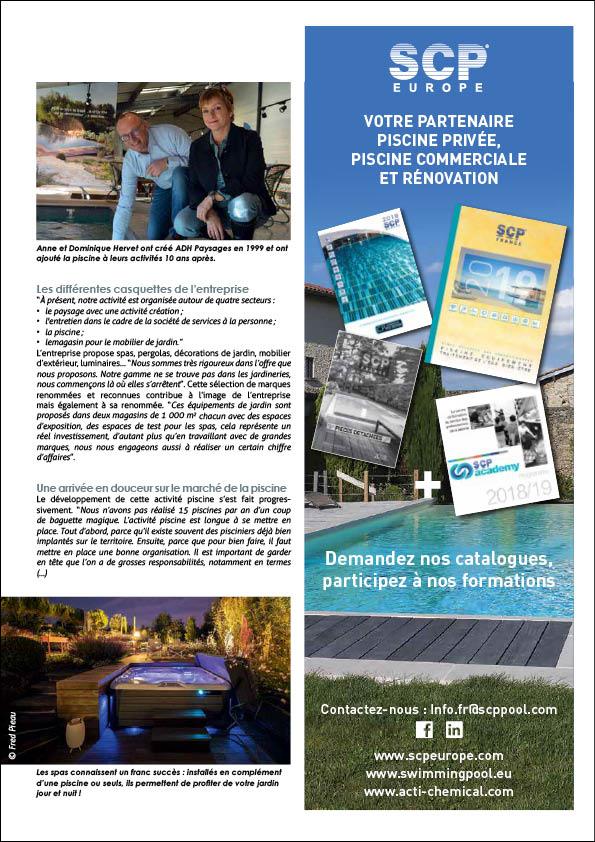 ADH Paysages : le succès grâce à l'activité piscine Adh piscines Le succes grace a l activite piscine 3