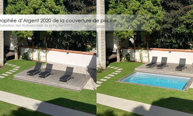 Slider Accueil Le Trophée d'Argent FPP 2020 de la couverture de piscine
