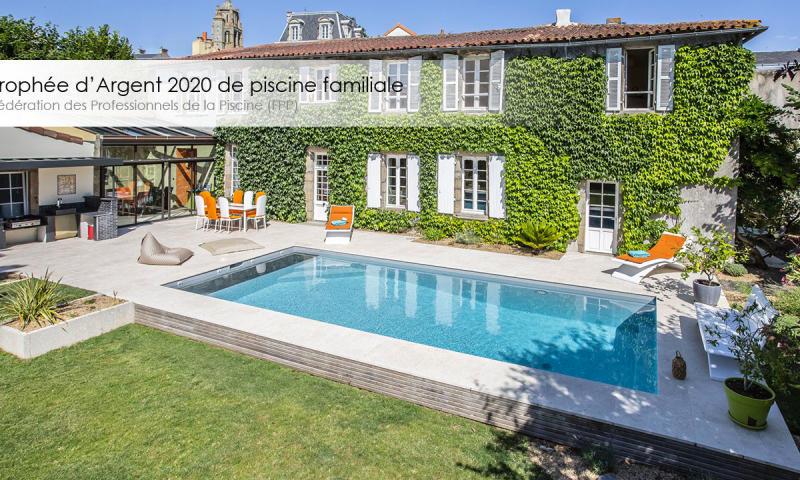 Slider Accueil  Le Trophée d'Argent FPP 2020 de la piscine familiale
