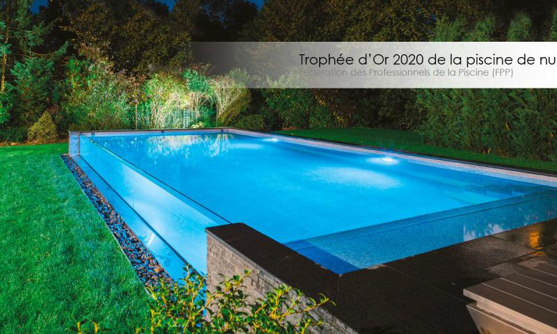 Slider Accueil  Le Trophée d'Or FPP 2020 de la piscine de nuit