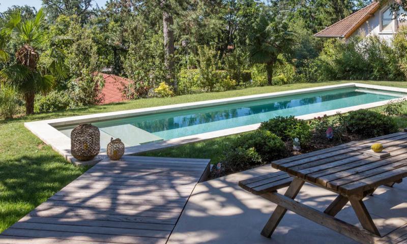 Rénovation de piscines Renaissance du jardin