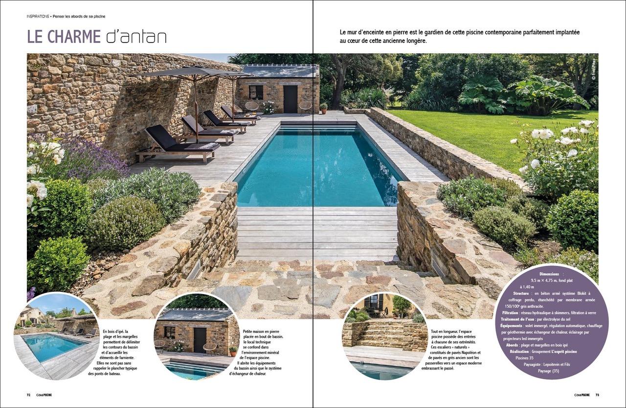 Penser les atouts de sa piscine article magazine penser les atouts de sa piscine
