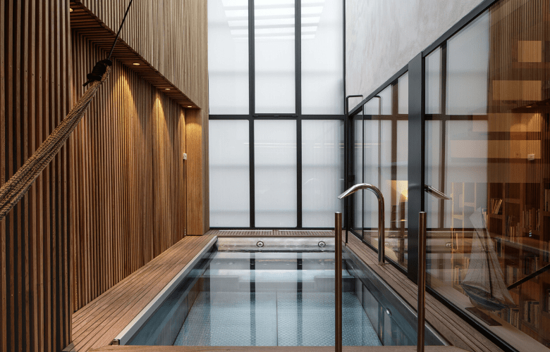 Trophéed'argentFPP de la piscine intérieure