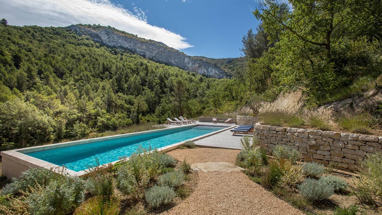 Baignade de quiétude 1 couloir nage nature esprit piscine 2020 39 Couloir de nage Gris clair