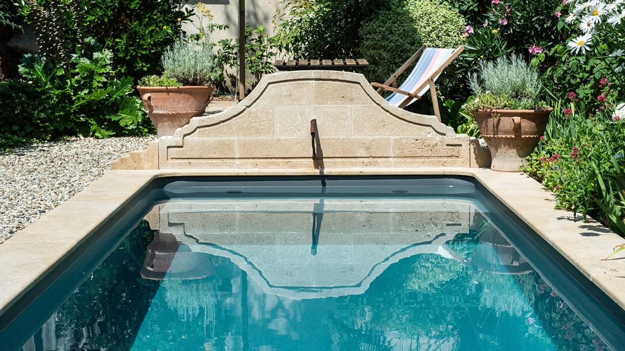 Bassin citadin petite piscine citadine fontaine esprit piscine 2020 22 Piscine citadine Gris anthracite