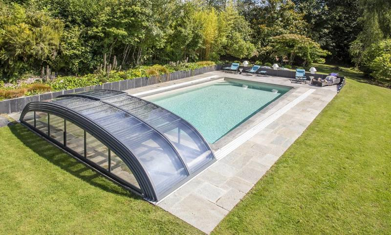 Rénovation de piscines Baignade discrète