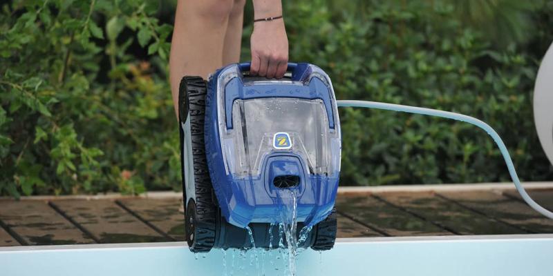 Acheter un robot de piscine