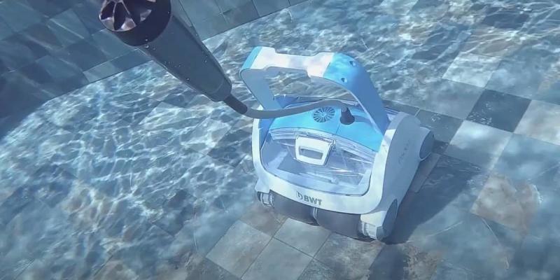 Robot de piscine électrique Aquatron Bwt